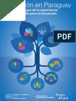 Paraguay en informe Pisa Nacional educación