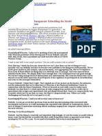 Risk Management Article