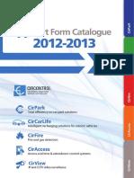 Circontrol Short Form Catalogue 2012_2013