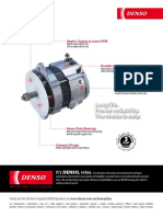 DENSO HDE Alternator Flyer