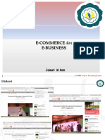 3. E-Commerce Dan E-Business