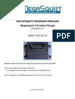 Microsquirt Hardware 3.3
