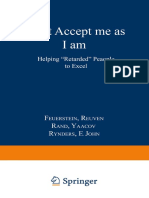"Reuven Feuerstein, Yaacov Rand, John E. Rynders (Auth.) - Don't Accept Me as I Am_ Helping ""Retarded"" People to Excel (1988, Springer US)"