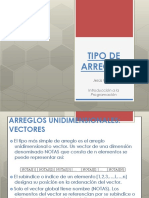 Arreglos en PSeInt 2012