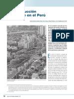 La Construccion Sostenible en El Peru