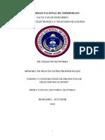 Informe de Practicas Tatiana Mayorga