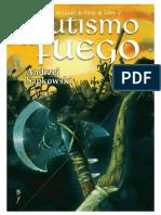 Sapkowski Andzrej (Saga de Geralt de Rivia V) Bautismo de fuego.pdf