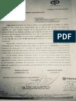 Fiscal notifica a PDVSA que empresa CAPRISERVIS no es investigada por corrupción en PETROPIAR
