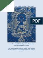 Buddhista gyógyászat - jegyzet