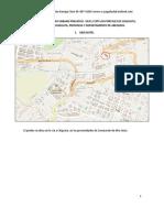Subdivisión de Predio Urbano en CCPP Los Portales de Chiguata C-9