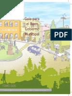Tomo 2 Guia Para El Buen Gobierno Municipal
