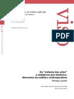 O Status Da Filosofia No Brasil Entrevis