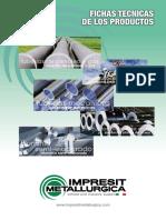 Catalogo Aceros ASTM
