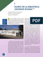 Centenario de la Biblioteca George Rouma.pdf