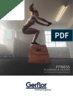 Gerflor Brochure Fitness en PDF 348