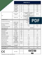 Gerflor Tech Datasheet Creation 70 En