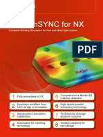 Moldex3d Edesignsync for Nx Overview 70