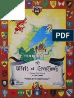 Greyhawk - World of Greyhawk Folio
