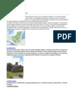 Cultura Olmeca y Maya
