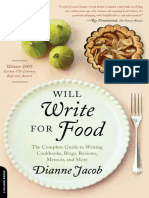 Will Write for Food.epub