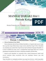 MANHAJ HARAKI Jilid 1 bab 3.pptx