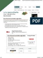 PassMark - [Dual CPU] Intel Xeon E5-2630 v2 @ 2.60GHz - Price performance comparison.pdf