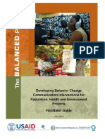 PHE IEC Workshop_Facilitators Guide_508