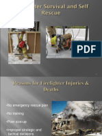 Firefighter Survival Power Point