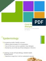 Child Peanut Allergies Presentation