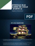 5 Leyendas Mas Populares de Chile (Parte