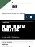 Data Analytics 101_Deck