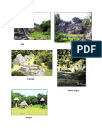 Tikal, Copan y Mas Ciudades Mayas Solo Imagenes
