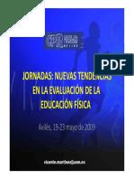 ¿Una Evaluación de La Condición Física Hacia La Salud Vicente Martínez de Haro