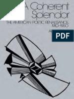 A Coherent Splendor - The American Poetic Renaissance, 1910-1950.pdf