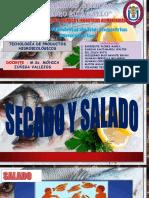 pescado salado