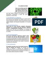 15 Clases de Virus