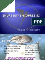 Enuresis y Encopresis, Presentacion