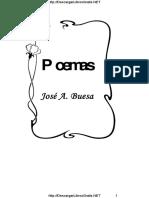 Poemas de Jose Angel Buesa