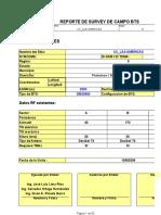 Reporte Site Survey Wcdma 850 Bts Cc