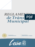 Reglamento de Transito Municipal (1)