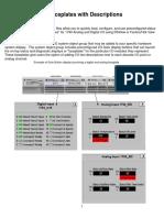 ME 1794 Digital&Analog Faceplate User Instructions