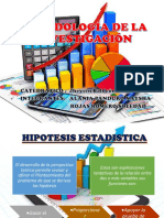 HIPOTESIS ESTADISTICA