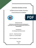 Compliance Iso 37001 Sistema de Gestion Anti Soborno