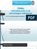 Introduccion La Psicologia Industrial