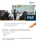 ICD-10 Guidelines for the Physician Coder