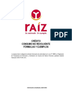 RAIZ Consumo No Rev Abril2014