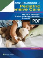 Rogers' Handbook of Pediatric Intensive Care, 5th edition.pdf