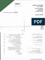 02036052 GILMAN - Entre La Pluma y El Fusil - Debates y Dilemas Del Escritor Revolucionario en América Lat Seleccion Pp 35-96 y 158-231