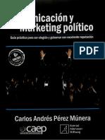 Comunicación y Marketing Político