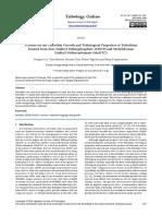 Tribology 101 Webinar-1 Intro and Basics 29-Jan-2013